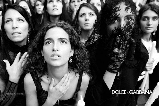El legendario cineasta Giuseppe Tornatore está a cargo de la nueva campaña de Dolce & Gabbana