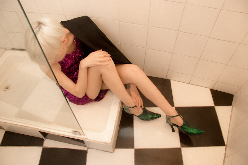 Los zapatos atemporales de la diseñadora chilena Mónica Tapia