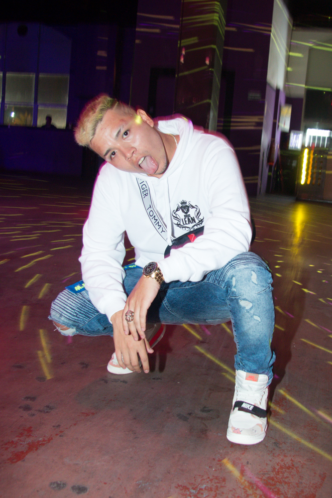 Entrevista al cantante Brus Lean, un nuevo talento del trap