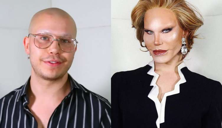 Alexis Stone, el maquillador que engañó a todos con su transformación