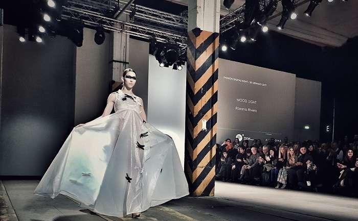 El chileno Claudio Paredes y ProteinLab ganan premio en la Fashion Digital Night de Italia