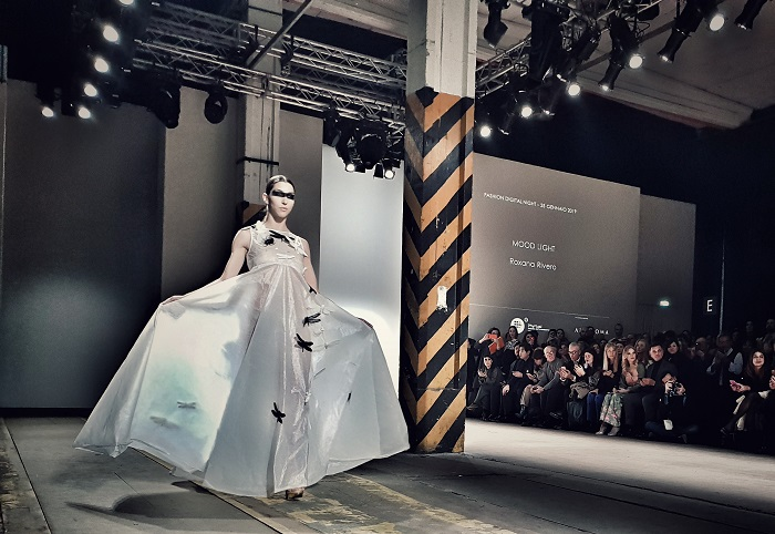 El chileno Claudio Paredes y ProteinLab ganan premio en la Fashion Digital Night de Italia