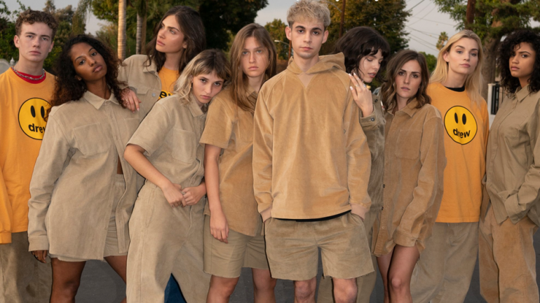 Drew House, la línea de ropa de Justin Bieber