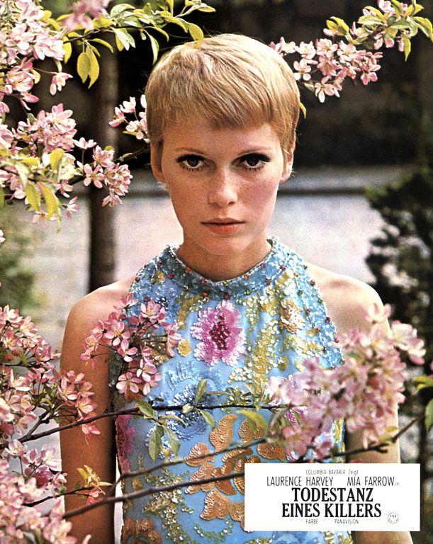 Mia Farrow, otro ícono sesentero para inspirarnos