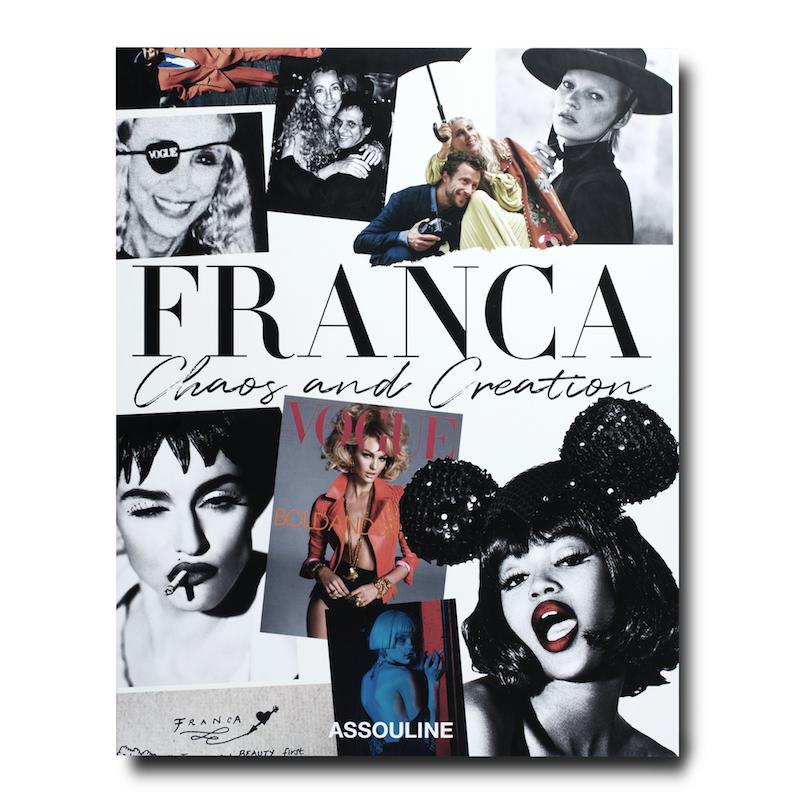 """Se viene el libro del documental """"Franca: Chaos and Creation"""""""
