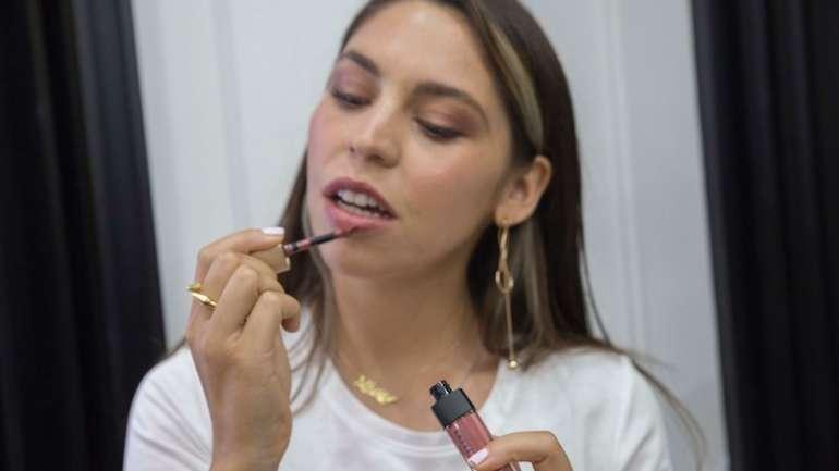 La experiencia de Marcela Mayorga con los tips del maquillador Juan Álvarez