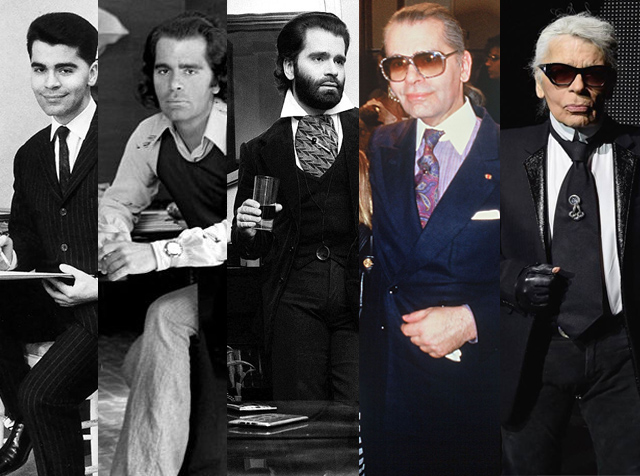 Adiós a Karl Lagerfeld, el hombre más incansable de la moda