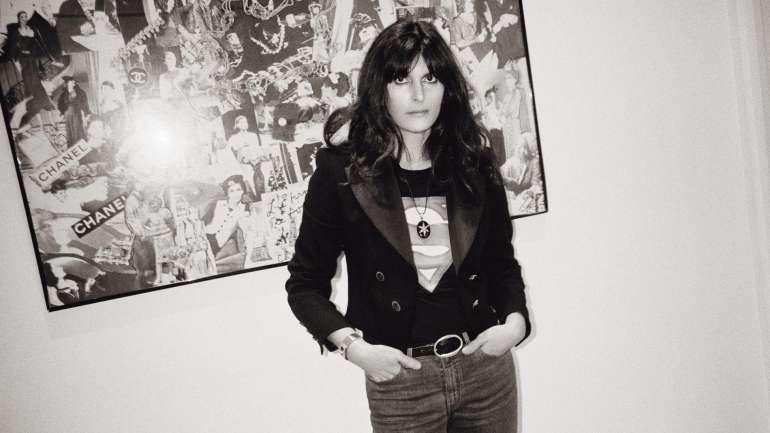 Virginie Viard, la sucesora de Karl Lagerfeld en Chanel