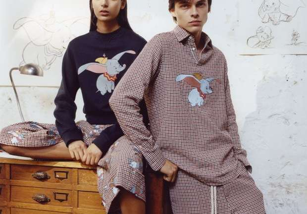 La colección de Loewe dedicada a Dumbo