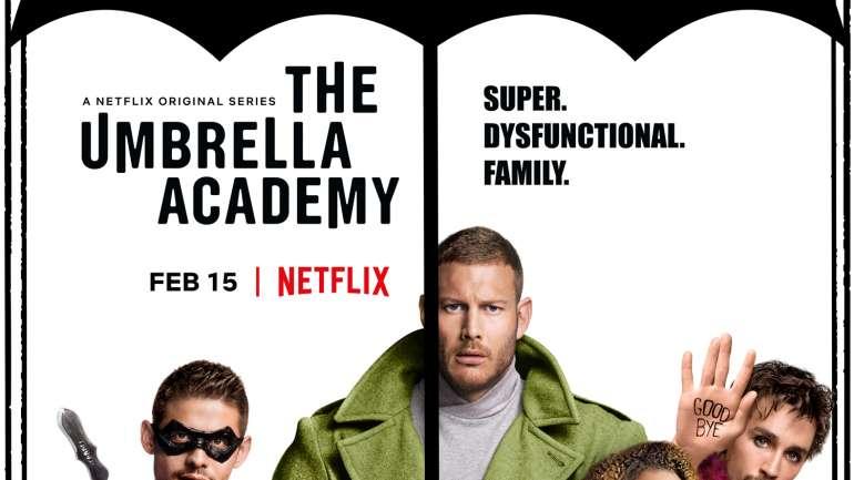 The Umbrella Academy, la nueva apuesta de Netflix