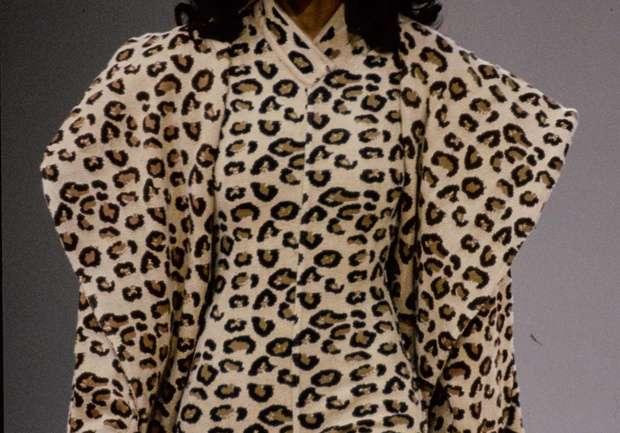 Kim Kardashian y su obsesión por el leopardo de Azzedine Alaïa