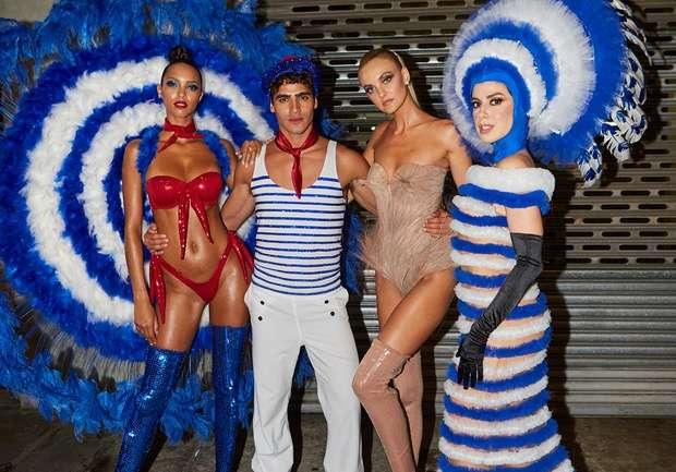 Los looks de Jean Paul Gaultier en el Carnaval de Río de Janeiro