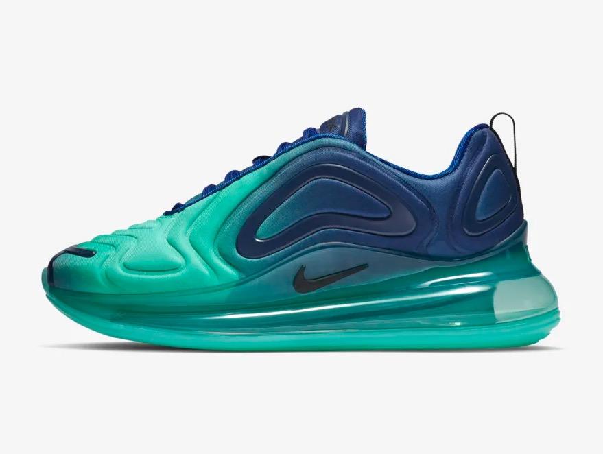 Comodidad y moda consciente se unen al alto rendimiento: Las nuevas zapatillas Nike Air Max 720