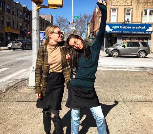The Frock NYC, una marca de moda modesta