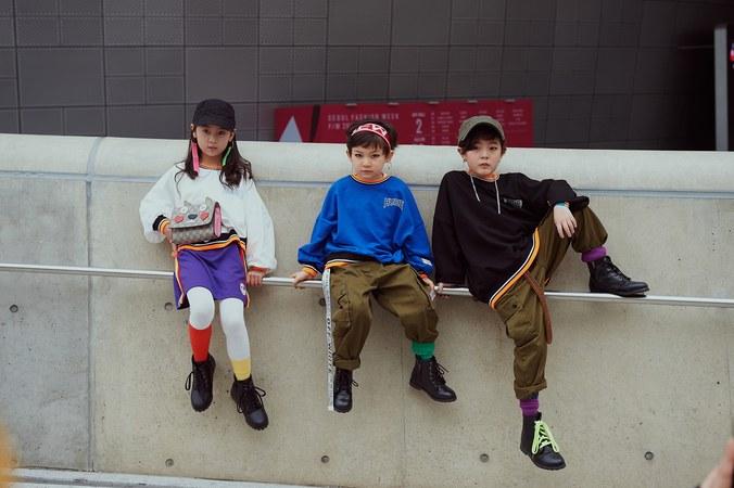 Lo mejor del street style de Seoul Fashion Week