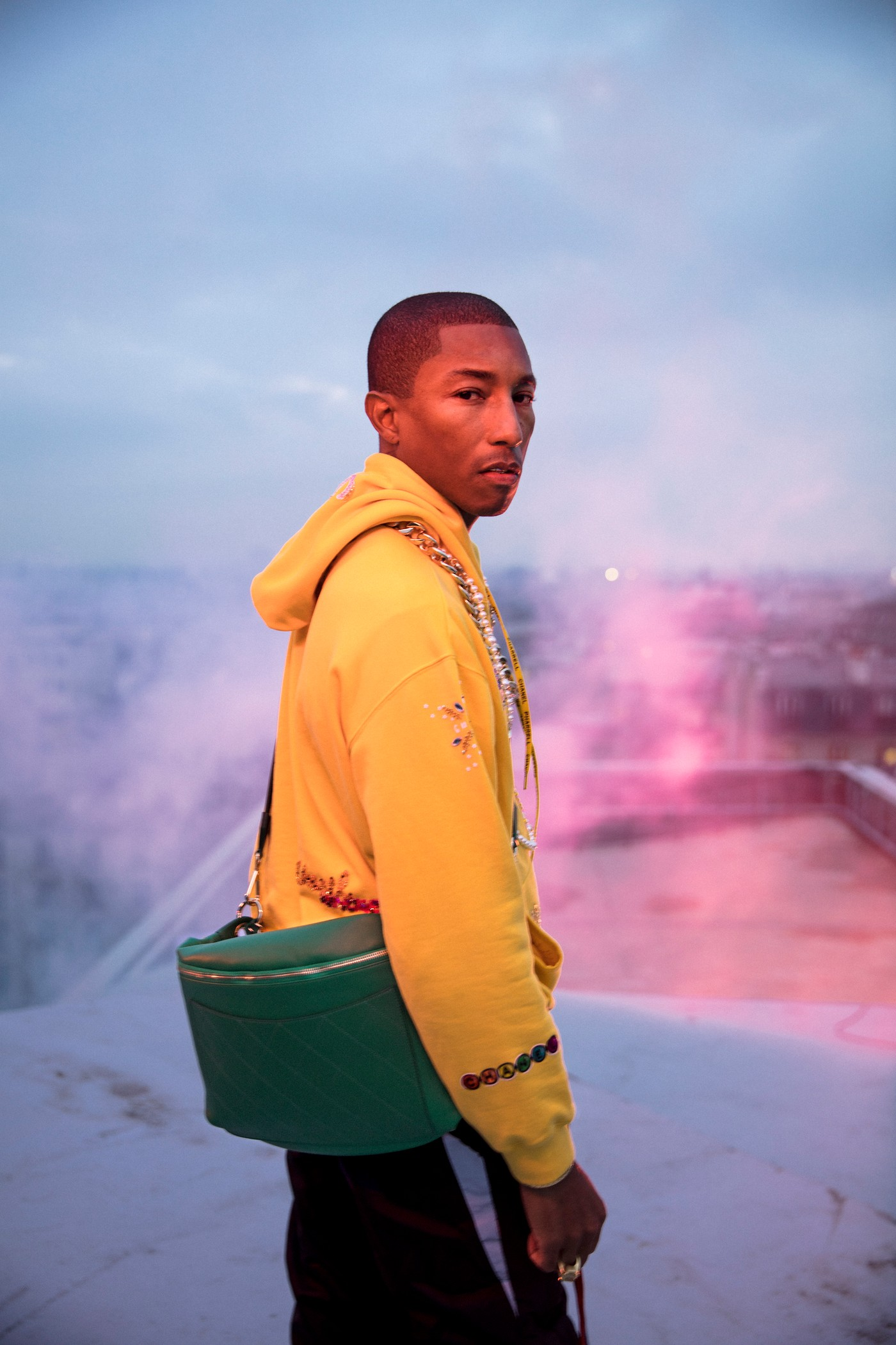Chanel X Pharrell