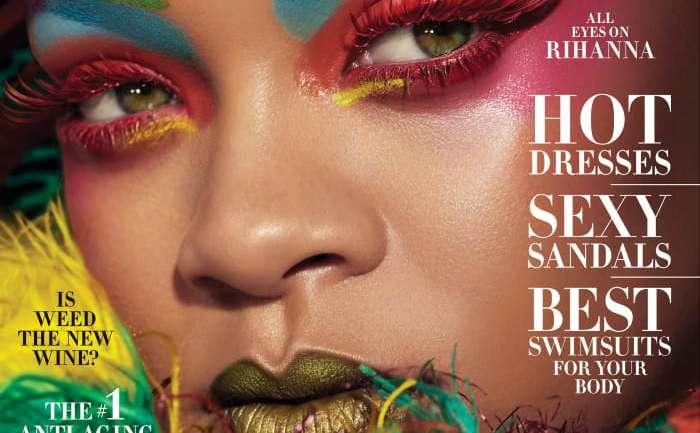 Hablemos de la portada de mayo 2019 de Harper's Bazaar y Rihanna