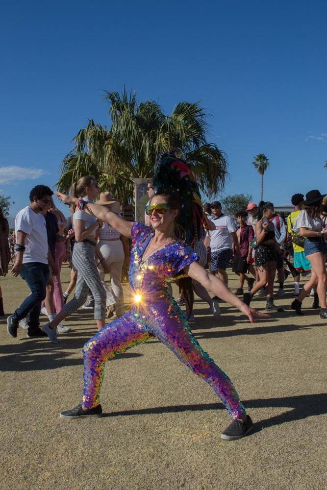Lo que la gente vistió en Coachella según el lente de Isaías Delgado