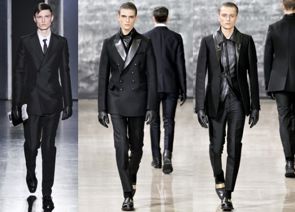 El creciente mercado del lujo masculino