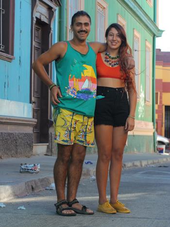 Alberto Sánchez y Francisca