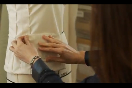 """VLC ♥ """"The Secrets of the Little Black Jacket"""" de Chanel"""