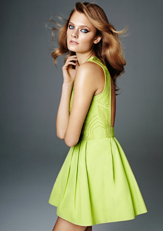 H&M y sus nuevos vestidos de fiesta
