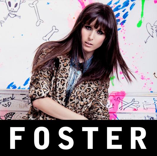 El nuevo rostro de Foster para este año: Francisca Valenzuela