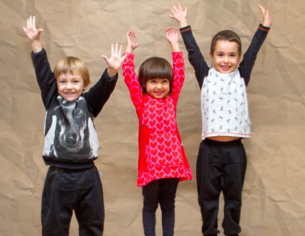 Amen Kids: diseño 100% chileno