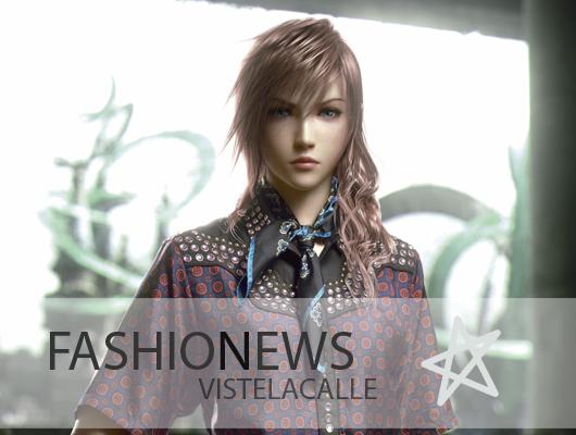 Fashion News: Pánico en tienda Converse, Karl Lagerfeld diseñará helicópteros y Final Fantasy se viste de Prada
