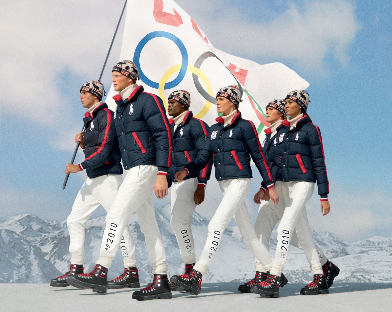 Las Olimpiadas y los diseñadores