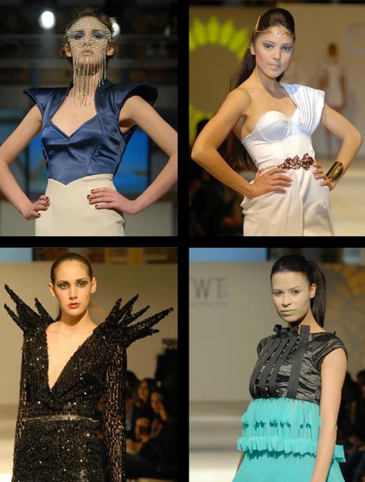 Fashion Week Tunis: otoño-invierno 2012