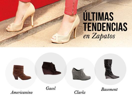 Falabella presenta su línea de calzado otoño-invierno 2012
