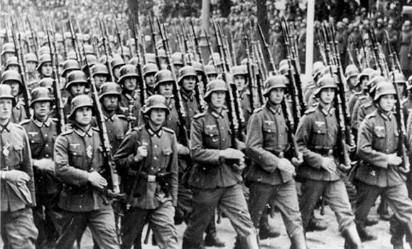 La moda masculina y la Segunda Guerra Mundial