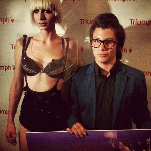 Los Finalistas del Triumph Inspiration Awards 2012
