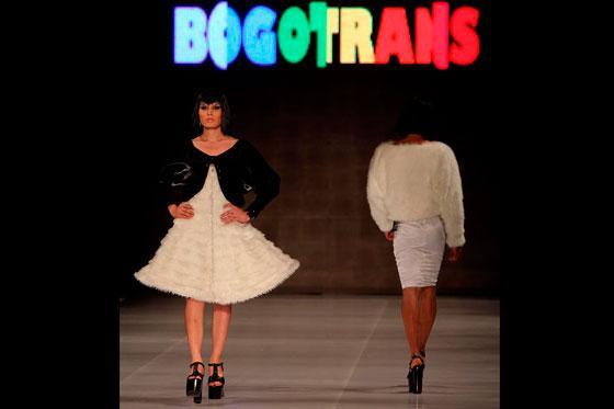 Bogotrans: el Desfile de Transexuales en la Semana de la Moda de Bogotá
