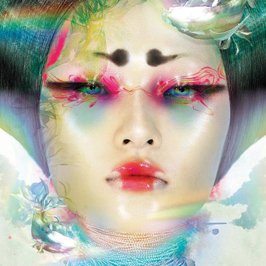 Chen Man: Belleza oriental + Fotografía Digital