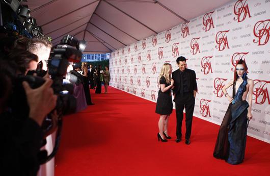 La moda y los ganadores de los CFDA Awards 2012