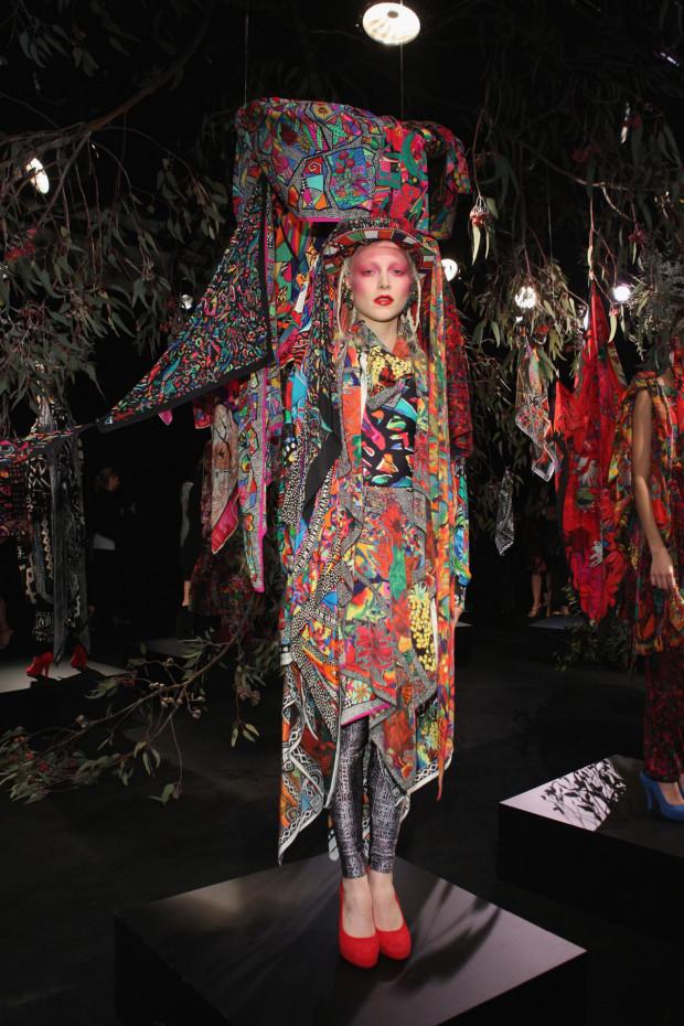 Jenny Kee, la pionera de la moda australiana
