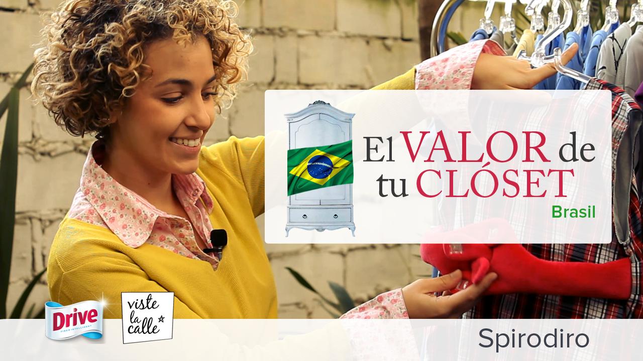 El Valor de Tu Clóset Brasil: Spirodiro