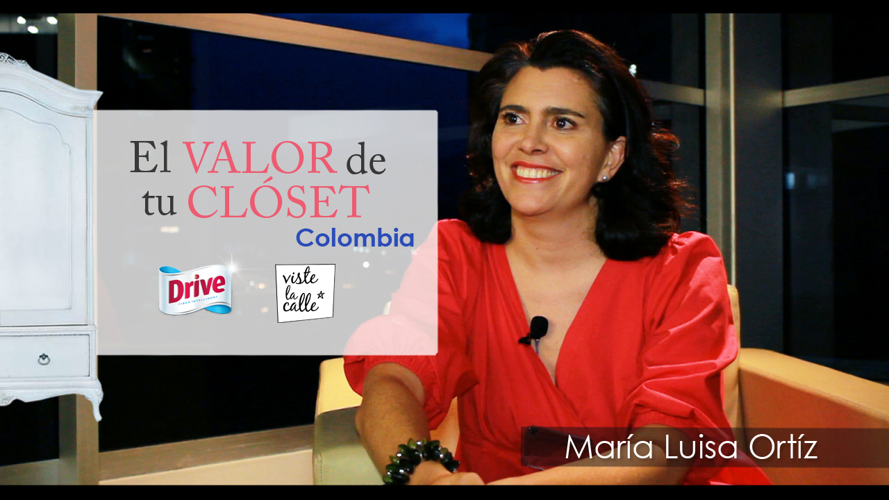 El Valor de Tu Clóset Colombia: María Luisa Ortíz
