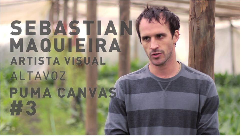 Puma Lab + Sebastián Maquieira = Puma Canvas #3
