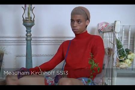 VLC ♥ Meadham Kirchhoff SS13
