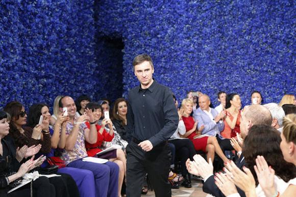 El debut de Raf Simons en Dior