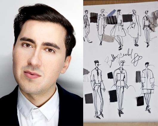Entrevista al diseñador Felipe Rojas Llanos