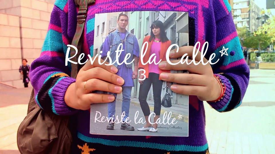 Reviste La Calle 3 ahora en Valparaíso y Concepción