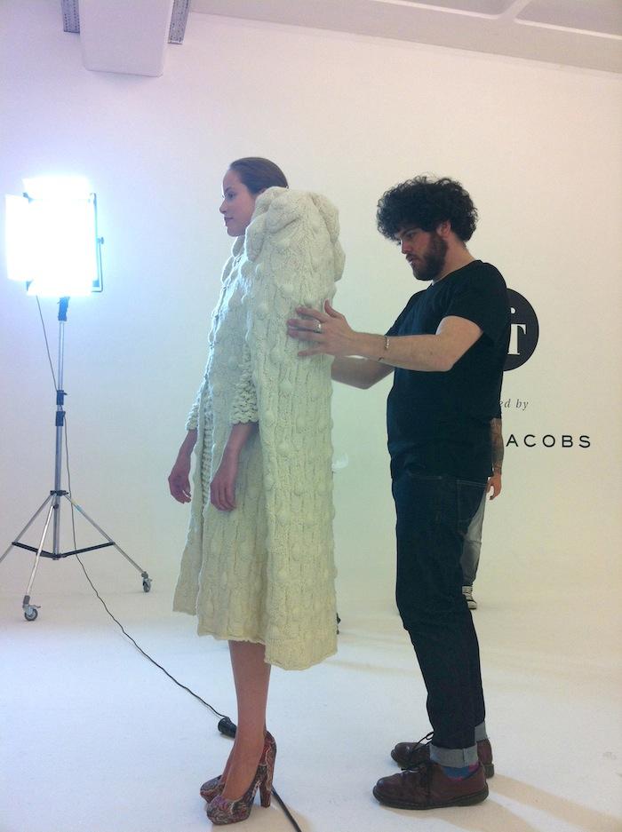 "Entrevista a Leandro Cano, ganador del concurso ""Designer for Tomorrow"" 2012"