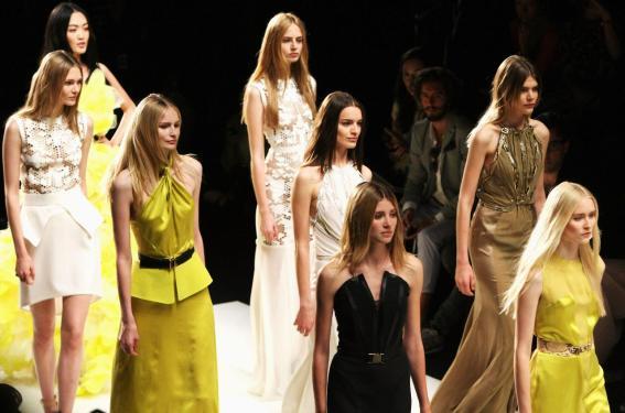 Berlin Fashion Week primavera-verano 2013