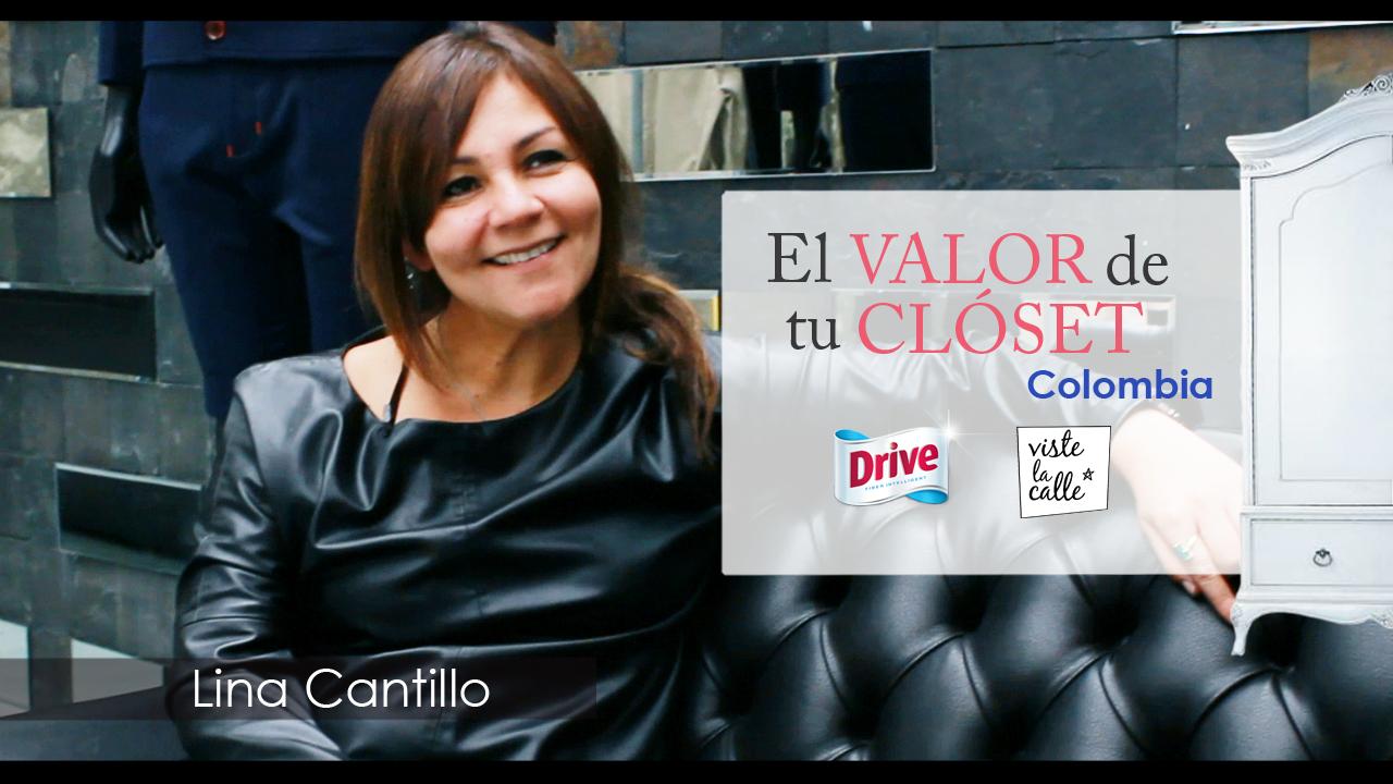 El Valor de tu Clóset Colombia: Lina Cantillo