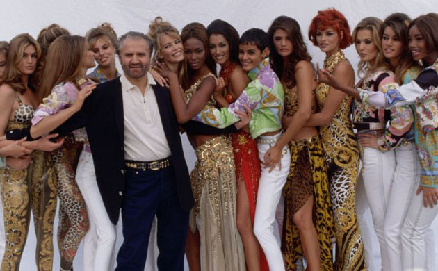 15 años sin Gianni Versace