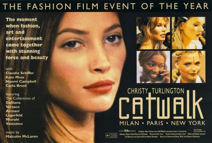 "Documental: ""Catwalk"" (1996)"
